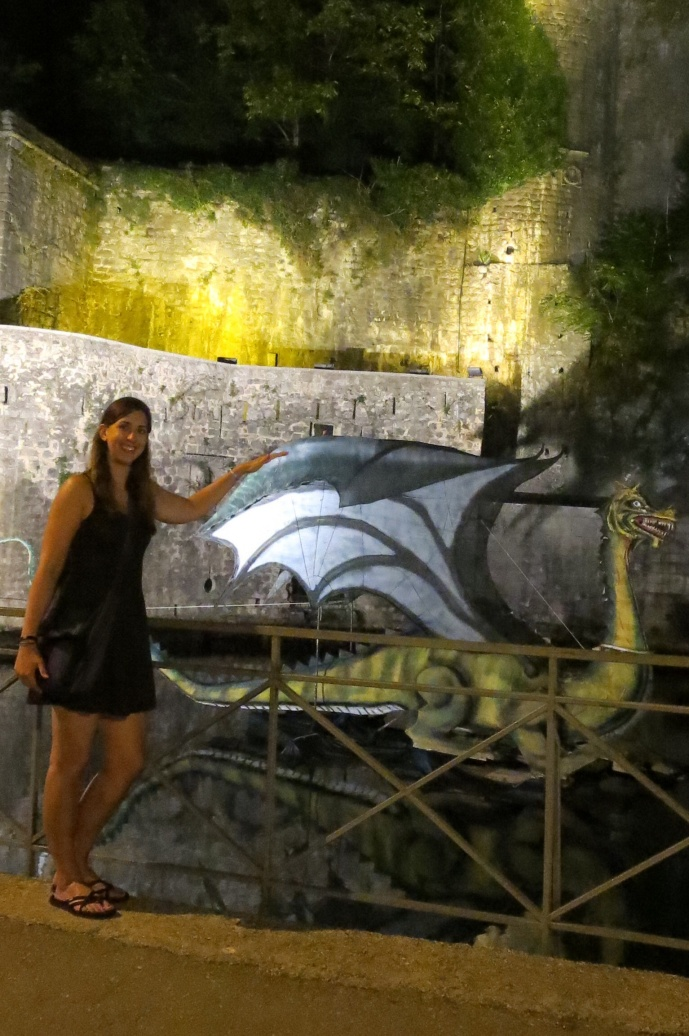 Mother of Dragons, Montenegro style