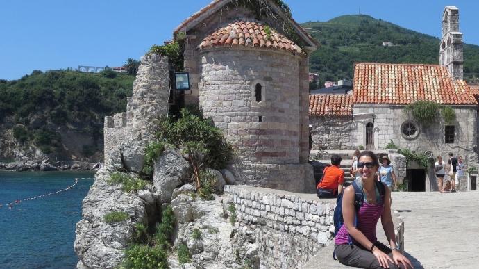 Budva's Stari Grad