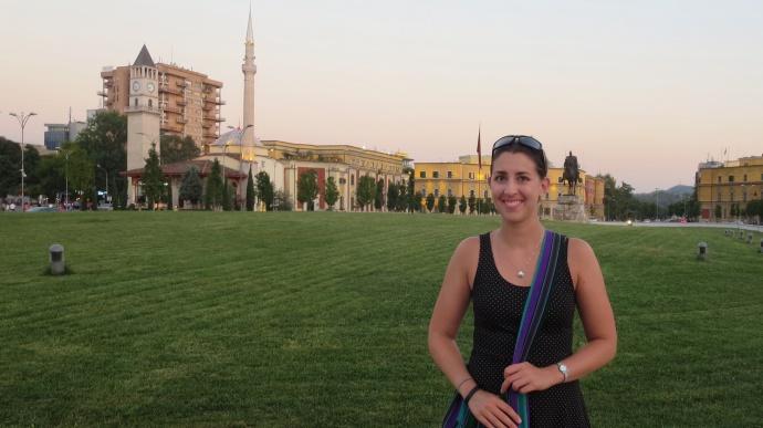 Skenderbeg Square